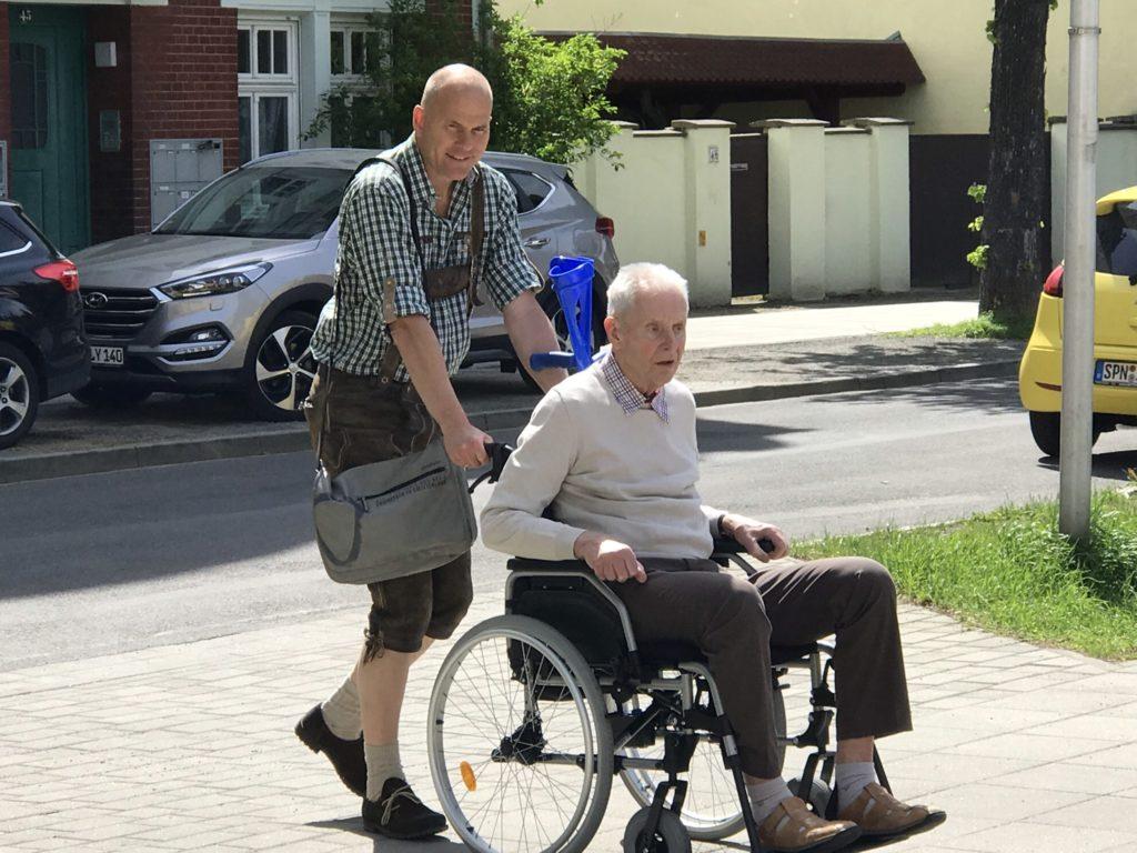 Die Altenpflege in Neukirchen a.S. ist mir wichtig