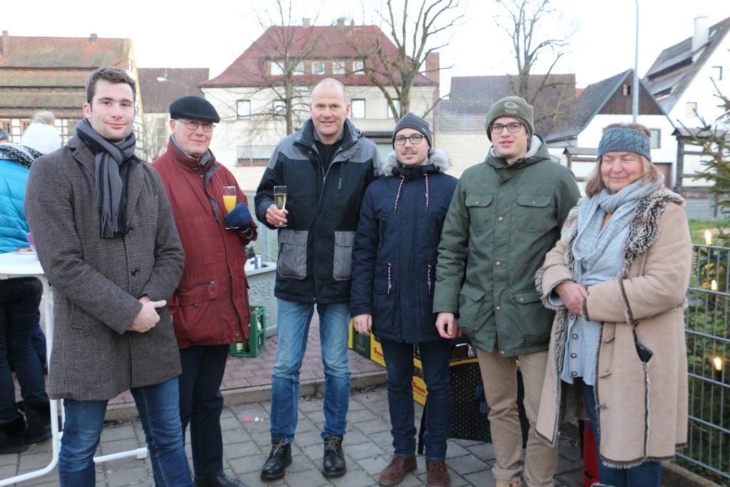 Neues Jahr 202 Prosit mit Jens Fankhaenel