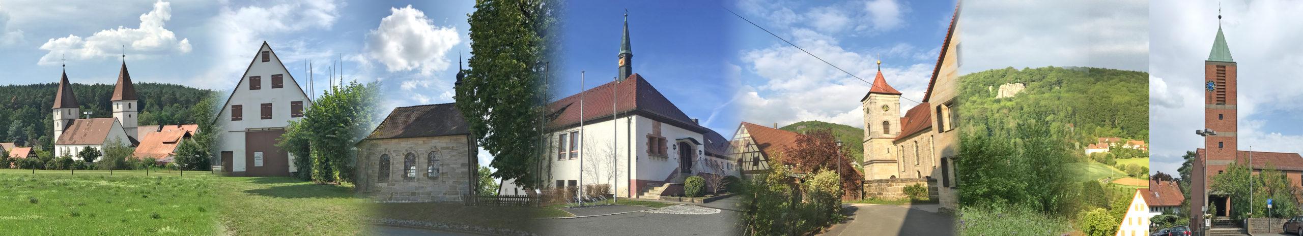 Alle Ortsteile von Neunkirche