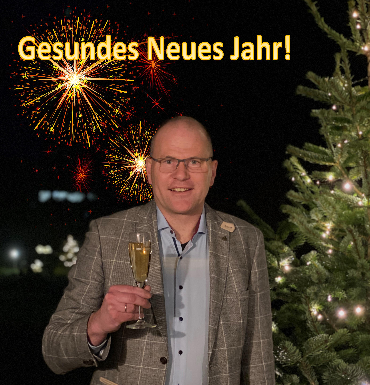 BGM wünscht ein gesundes neues Jahr